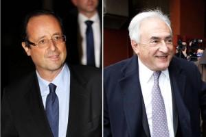 F. Hollande confie à Sud ou Est sa liaison brève et passionnée avec DSK